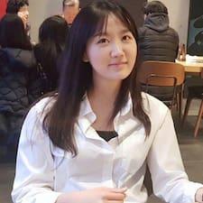 Ha Eun的用戶個人資料