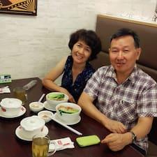 Notandalýsing Woon Hee