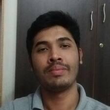 Henkilön Abhijeeth käyttäjäprofiili