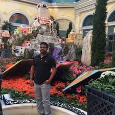 Gebruikersprofiel Harinath