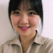 Profil utilisateur de Yoojin