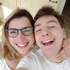 Profil utilisateur de Margaux & François