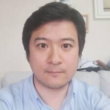 Perfil do utilizador de 琦