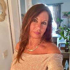 Sonia - Uživatelský profil