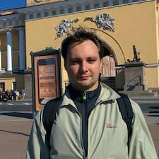 Максим - Uživatelský profil