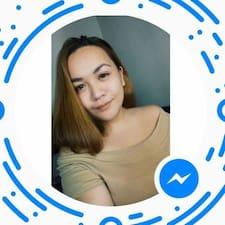 Dea - Uživatelský profil