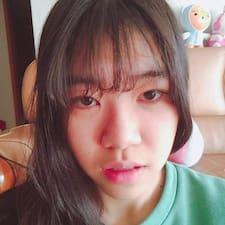 Profil utilisateur de 주윤