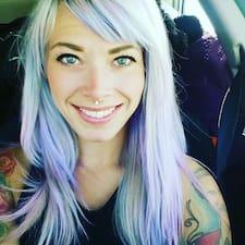 Kaley - Uživatelský profil