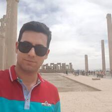 Alireza felhasználói profilja