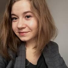 Sára - Uživatelský profil
