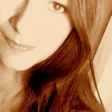 Juliany felhasználói profilja