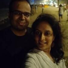 Kameshwari felhasználói profilja