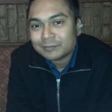 Gebruikersprofiel Sunil