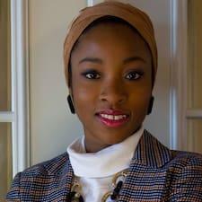 Fatia felhasználói profilja