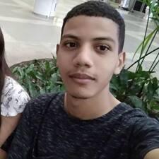 Alef felhasználói profilja