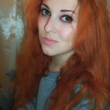 Profil Pengguna Svitlana