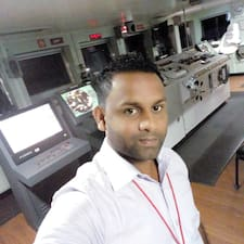 Notandalýsing Rajeev