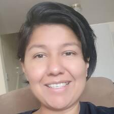 Aida felhasználói profilja