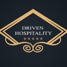 Profil utilisateur de Driven Hospitality