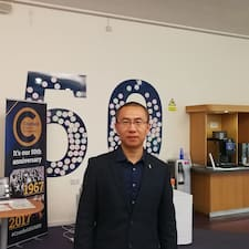Профиль пользователя 坚
