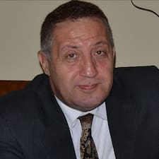 Jack Samir felhasználói profilja
