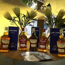 Three Ships Whisky User Profile