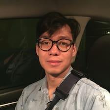 Ajie Prio User Profile
