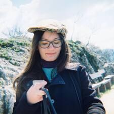 Ekaterina felhasználói profilja
