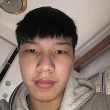 Perfil do utilizador de Zhiwen