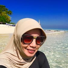 Profil Pengguna Widiawati