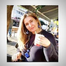 Profil utilisateur de Katya
