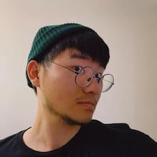 Xiaoxin felhasználói profilja