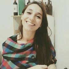 Henkilön Lucía käyttäjäprofiili