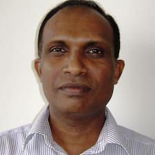Profil Pengguna Shantha