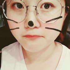 歆羽 felhasználói profilja