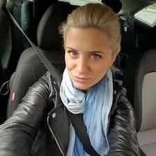 Agnieszka的用戶個人資料