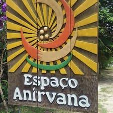 Espaço Anirvana User Profile