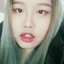 Seongmin felhasználói profilja