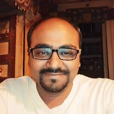 Profil utilisateur de Dhruv