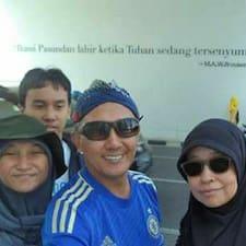 โพรไฟล์ผู้ใช้ Bambang