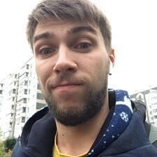 Henkilön Dmitriy käyttäjäprofiili
