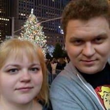 Användarprofil för Viacheslav