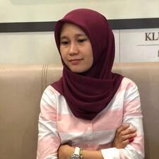 Profil utilisateur de Bahrinah