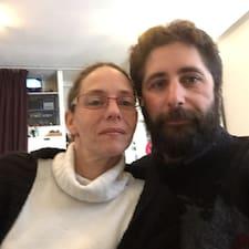 Gebruikersprofiel Irène & Clément