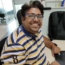 Samarth felhasználói profilja