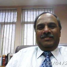 Gebruikersprofiel Sridhar