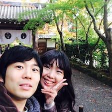 โพรไฟล์ผู้ใช้ Sohei & Mariko