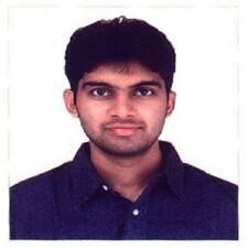 Pavan felhasználói profilja
