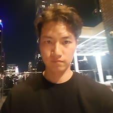 Henkilön Tae Hyuck käyttäjäprofiili