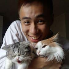 Perfil do usuário de Ho Chun